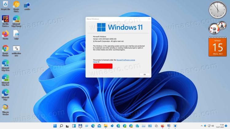 Windows 11 Desktop Gadgets And Sidebar