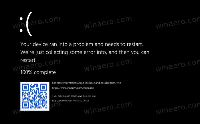 Windows 11 Black Bsod