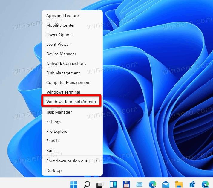 Windows Terminal As Administrator