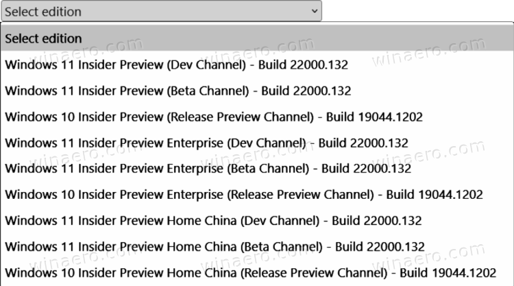 Build 19044.1202 ISO Images