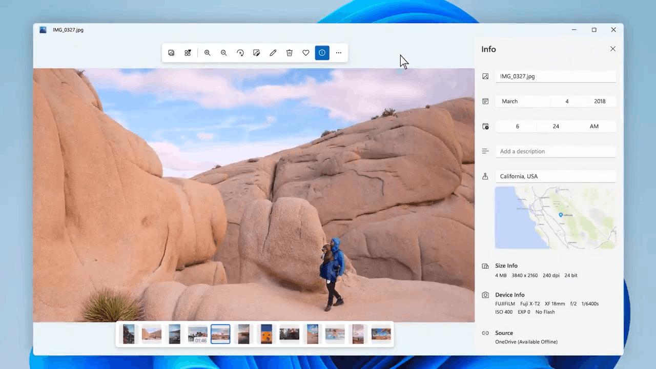 Windows 11 Photos App 3