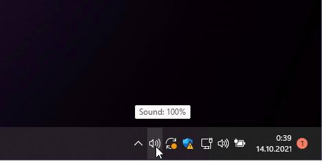 Dark Taskbar White Icon